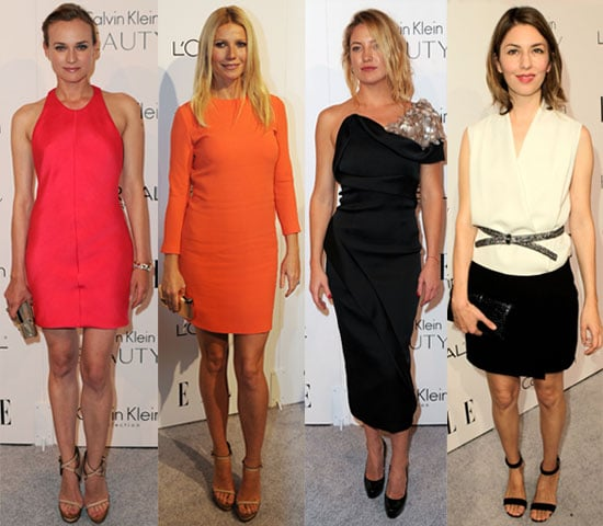 Pictures of Women In Hollywood Party