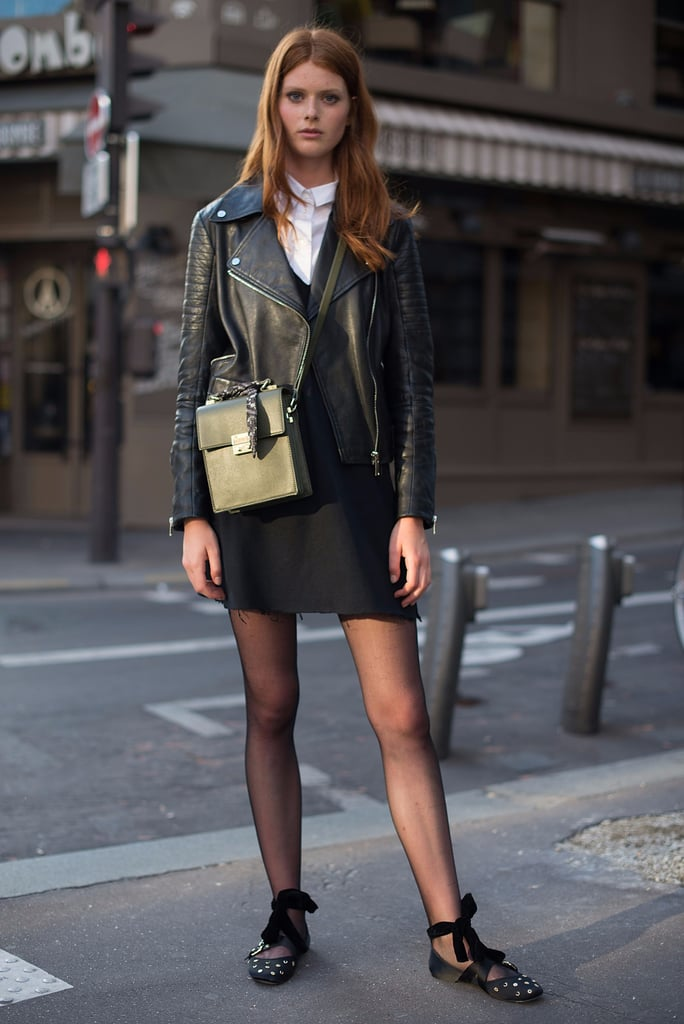 Best Black Tights Popsugar Fashion