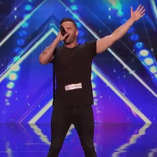 America's Got Talent Brian Justin Crum Audition Video
