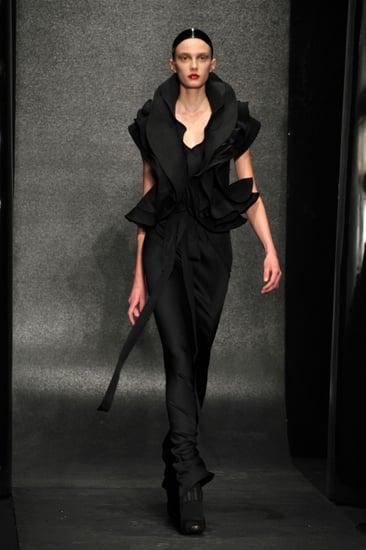 New York Fashion Week: Donna Karan Fall 2010