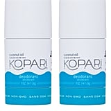 Kopari Mini Natural Coconut Deodorant Duo