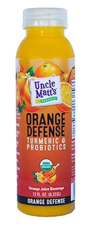 Uncle Matt's Orange Defense