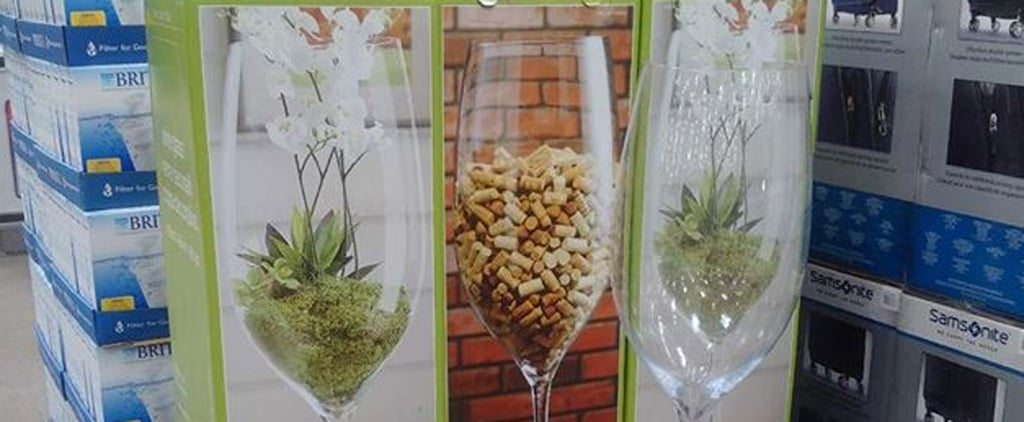 Costco's Large Wine Glass