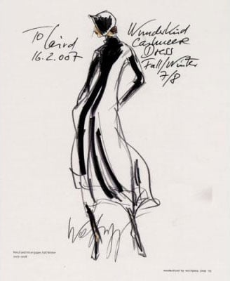 Fashion Illustrations by Fashion Designers Preview