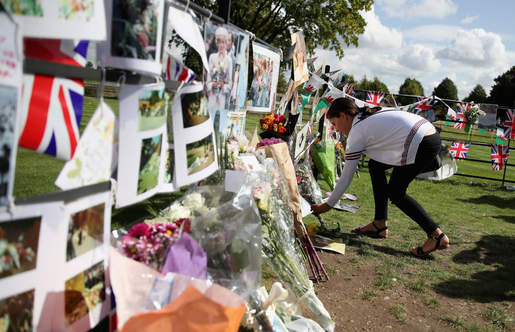 Princess Diana Death Anniversary Tributes August 2017