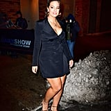 Ashley Graham in August Getty Atelier, January 2018