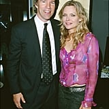 Michelle Pfeiffer And David E Kelley Pictures Popsugar