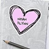 Noah Flynn Sticker