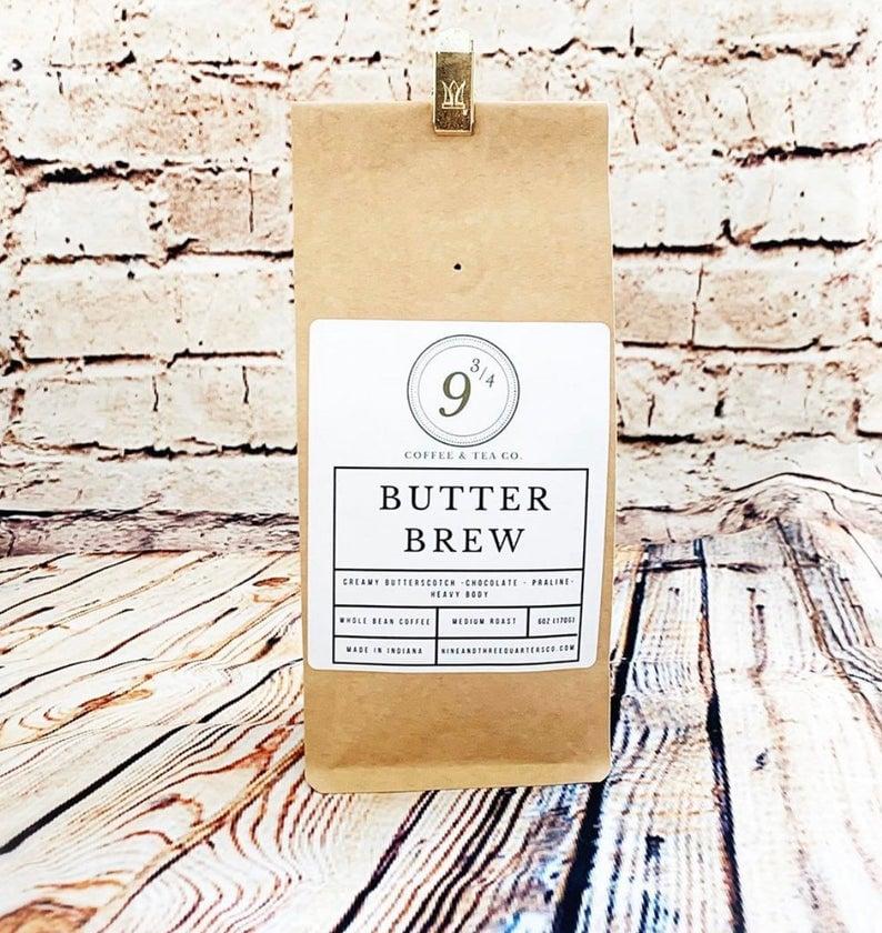 Harry Potter Butter Brew Coffee Blend