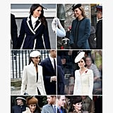Kate Middleton and Meghan Markle Style