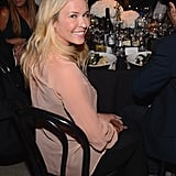 Chelsea Handler posed at Milk Studios in LA.