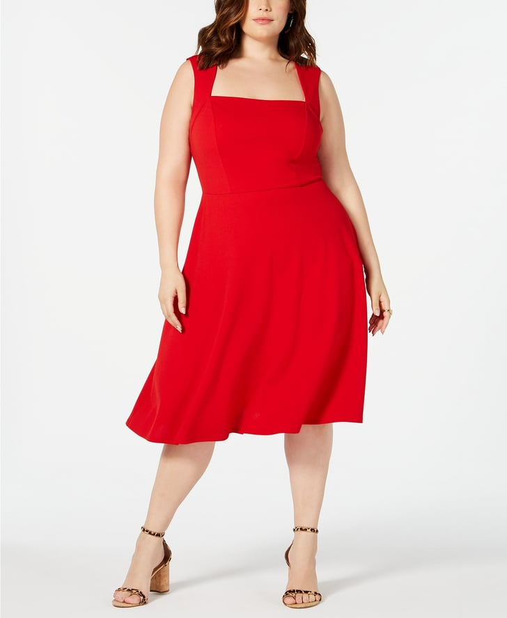 The Best Dresses for Plus-Size Women at Macy\'s | POPSUGAR ...