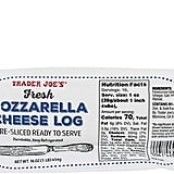 Fresh Mozzarella Cheese Log