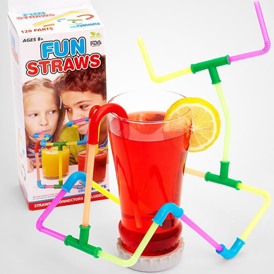 Sip Time Becomes Playtime With Fun Straws For Kids