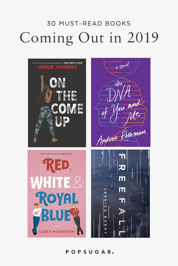 Books Coming Out in 2019