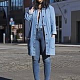 Go For a Denim-on-Denim Look
