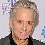 Michael Douglas Steps Out to Accept Icon Award With Catherine on His Arm!