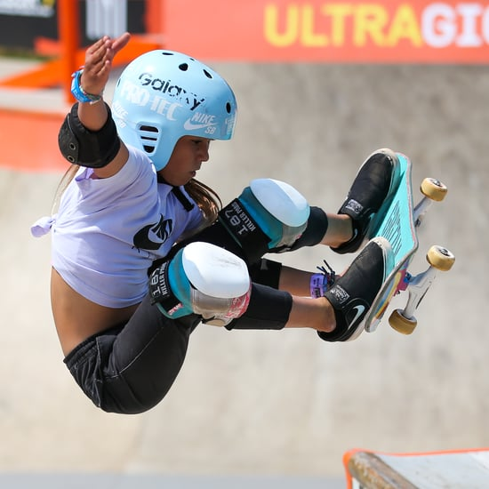 Skateboarder Sky Brown Is an Olympic Hopeful at Age 11