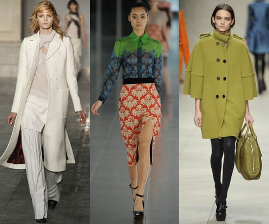 The Top Trends From London Fall 2011 Fashion Week
