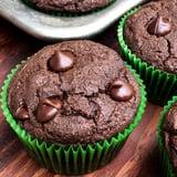 Vegan Chocolate Mint Protein Muffins Recipe