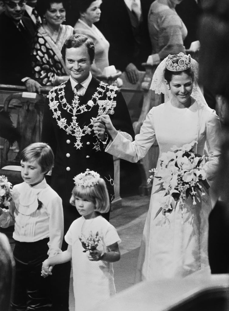 King Carl XVI Gustaf and Silvia Sommerlath