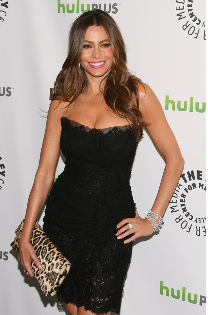 Sofia Vergara at PaleyFest.