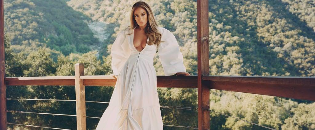 See Jennifer Lopez's Designer Looks in Elle's February Issue