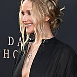 Jennifer Lawrence's Romantic Knot