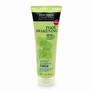 Review of John Frieda Root Awakening Nourishing Moisture Shampoo, Dry Hair