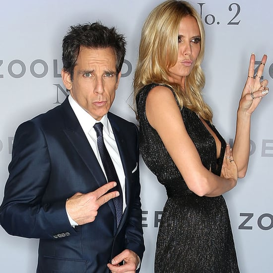 Celebrities at Zoolander 2 Premiere in Sydney