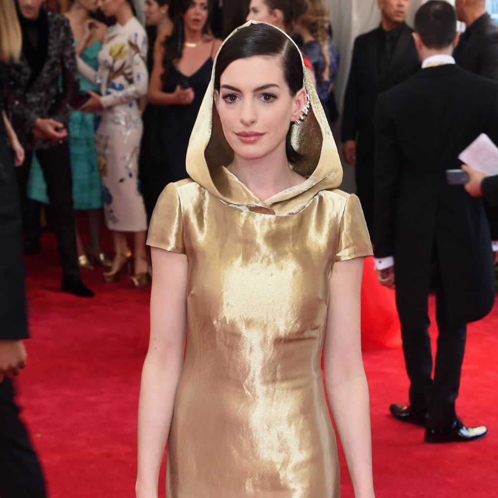 May the Fourth Be With Anne Hathaway at the Met Gala