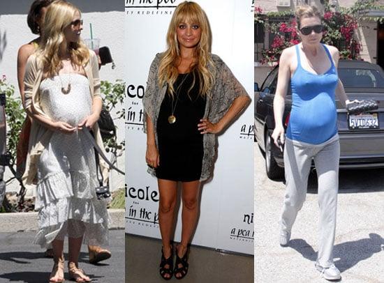 Celebrity Maternity Style 2009-08-10 07:00:43