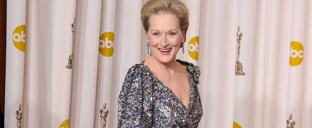 Chanel Settles the Drama Surrounding Meryl Streep's Oscars Dress, Once and For All