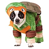 Teenaged Mutant Ninja Turtles Michelangelo Dog Costume