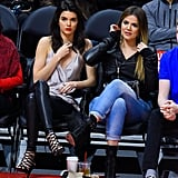 Kendall and Khloé Very Likely Got Lost on the Way to the Club
