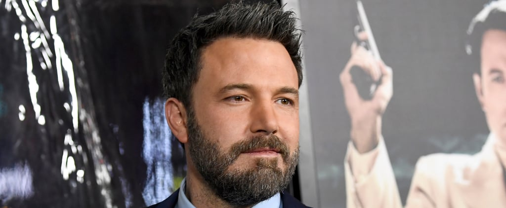 Ben Affleck's Colorful Tattoos Really Need to Be Seen to Be Believed