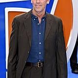 June 11 — Hugh Laurie