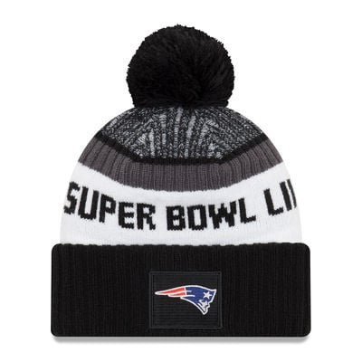 850241f977d New Era New England Patriots Sport Knit Hat