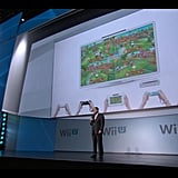 Check Out the Wii U During the Nintendo E3 Presentation