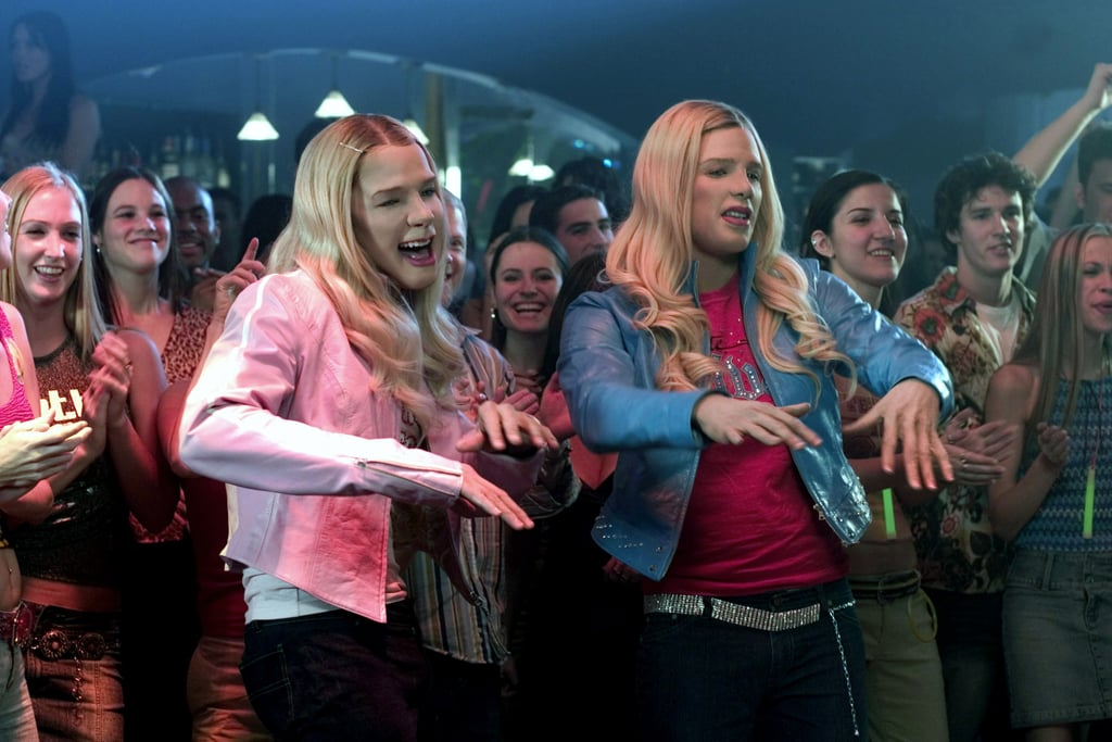 White Chicks Cast Recreates Dance Battle Busy Tonight Video