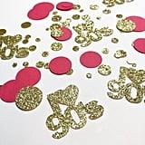 '90s Glitter Party Confetti