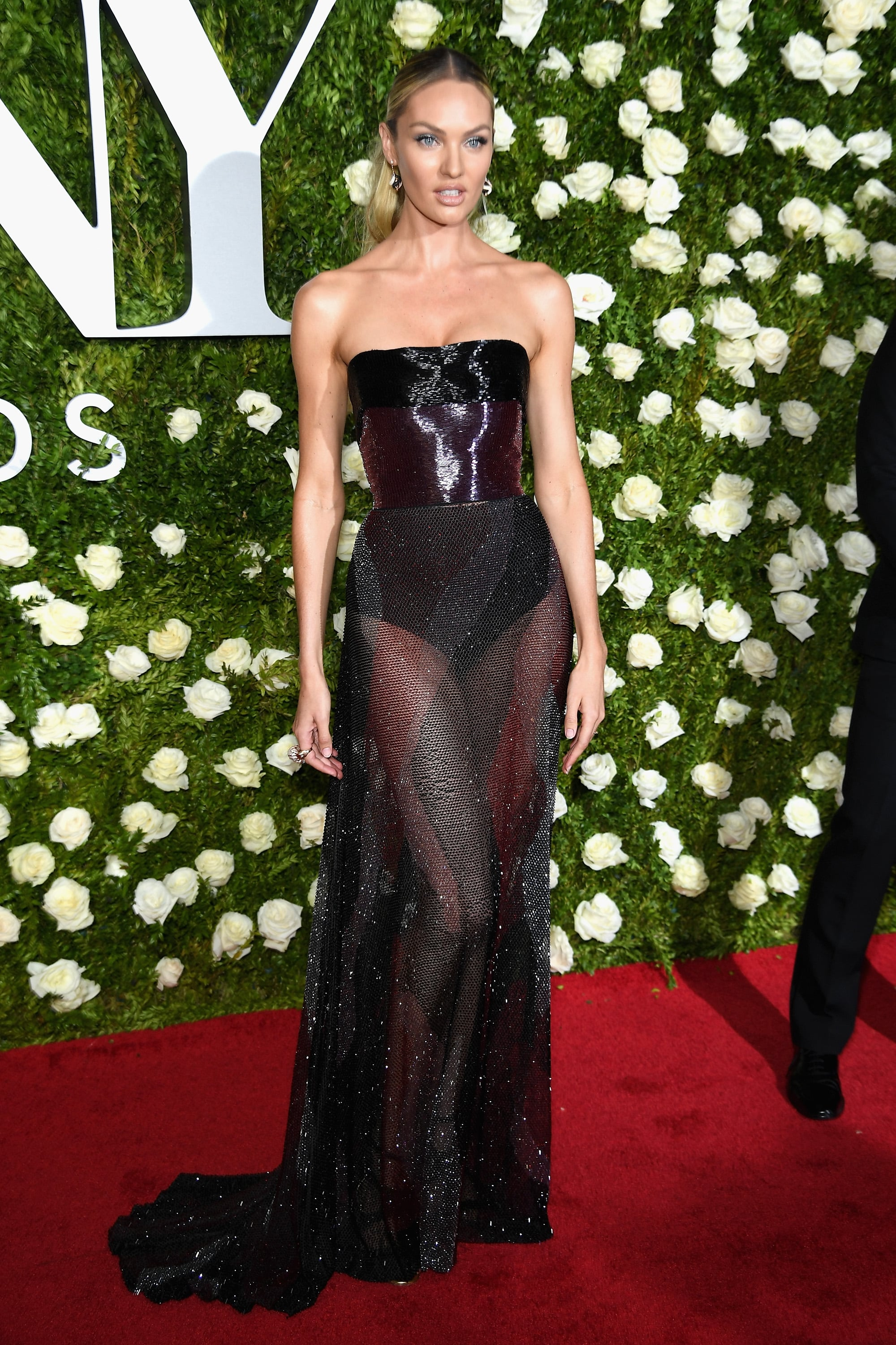 Candice Swanepoel   The Tony Awards Red Carpet Is Certainly Something to Sing About   POPSUGAR Fashion Middle East Photo 8