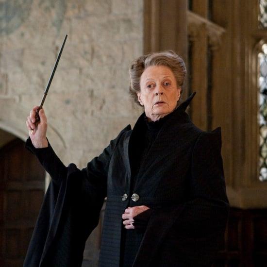 Minerva McGonagall's Cameo in Fantastic Beasts 2