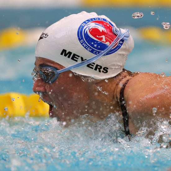 Paralympic Swimmer Becca Meyers Withdraws From Olympics