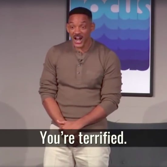 Will Smith Learns a Life Lesson From Skydiving in Dubai