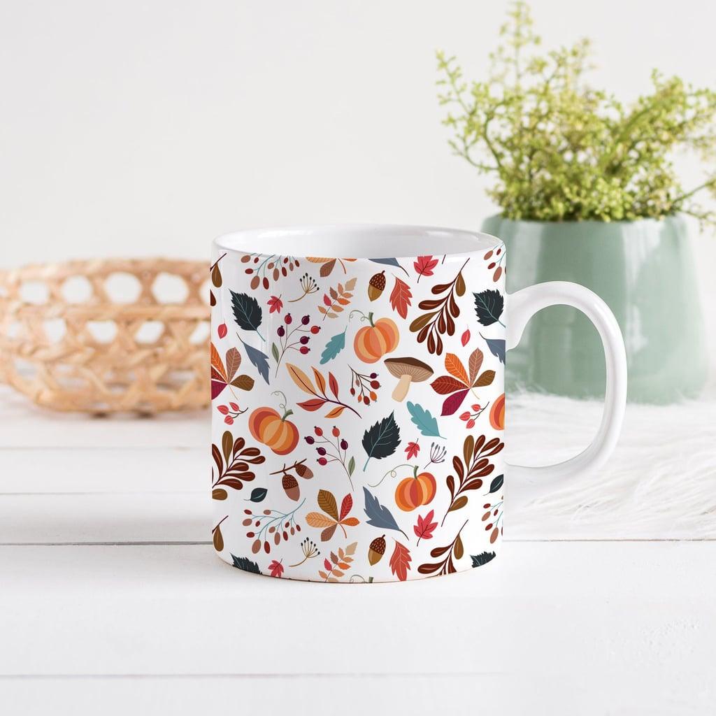 Autumn Days Fall Themes Ceramic Mug The Cutest Fall Mugs Of 2020 Popsugar Home Uk Photo 8