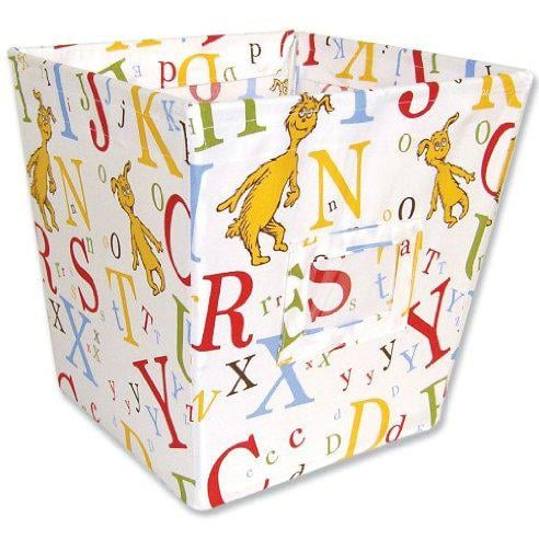 Trend Lab Dr. Seuss ABC Storage Bin