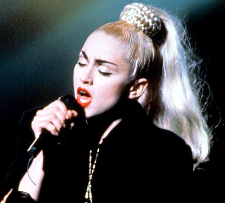 Madonnas Hair  POPSUGAR Beauty