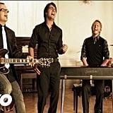 """""""Aqui Estoy Yo"""" by Luis Fonsi, David Bisbal, Aleks Syntek, and Noel Schajris"""