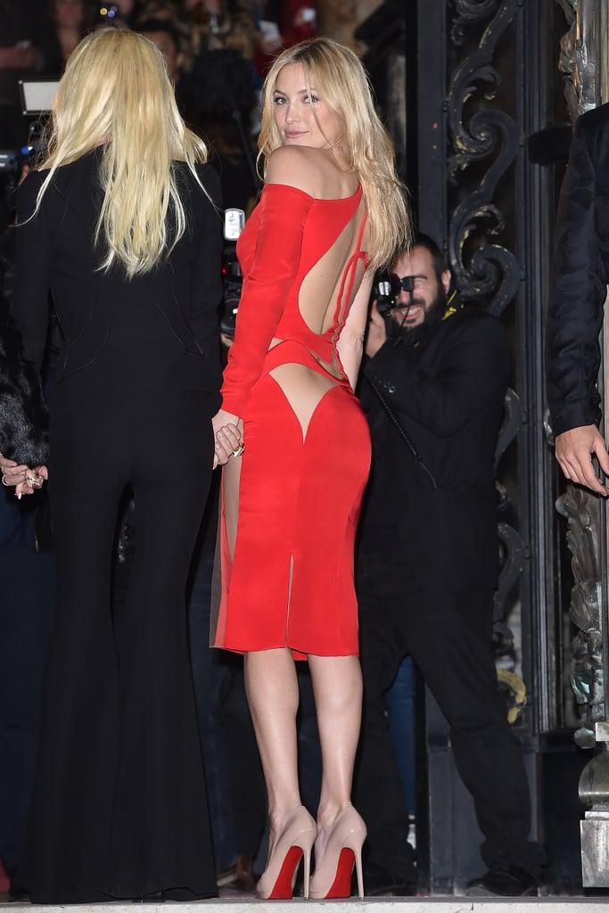 Kate Hudson | Celebrities Wearing Red Dresses
